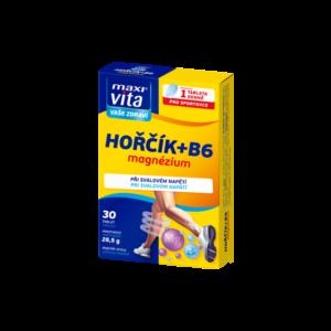 MaxiVita Hořčík + B6