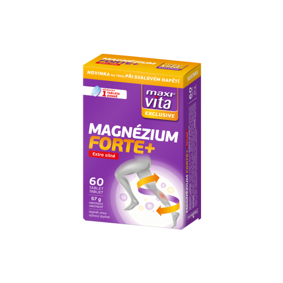 MaxiVita Exclusive Magnézium forte+