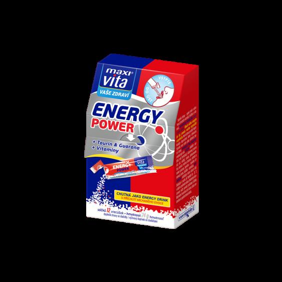 MaxiVita Energy Power (12 sáčků)