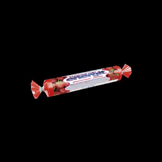 Energit Hroznový cukr – jahoda