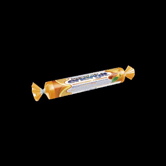 Energit Hroznový cukr – pomeranč