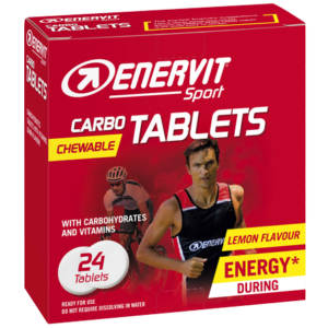 Carbo Tablets – citron (24 tablet)