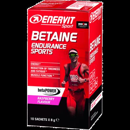 Betaina Endurance – malina (10x 8 g)