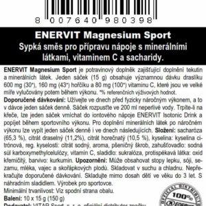 Magnesium (10x 15 g)