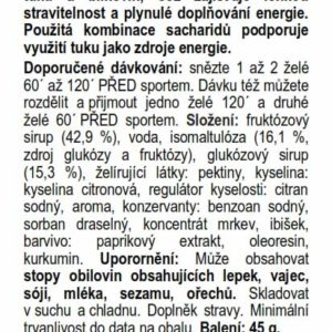 PRE Sport – brusinka (45 g)
