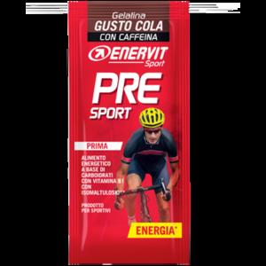 PRE Sport s kofeinem – cola (45 g)