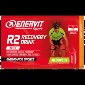 R2 Recovery Drink – pomeranč (50 g)