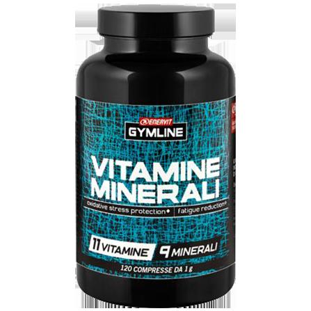 Vitamine Minerali (120 tablet)