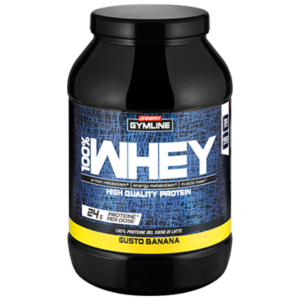 100% Whey Protein Concentrate – banán (900 g)