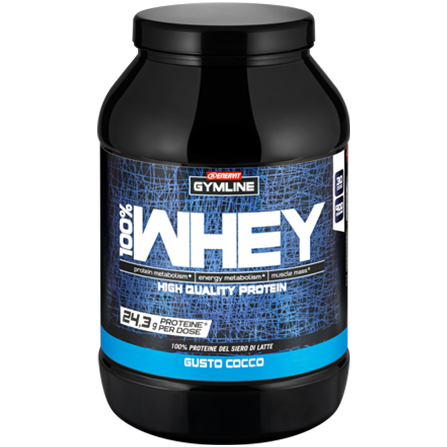 100% Whey Protein Concentrate – kokos (900 g)