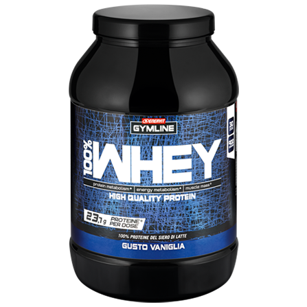 100% Whey Protein Concentrate – vanilka (900 g)