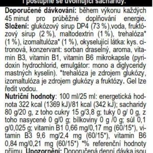 Gel – citron (25 ml)