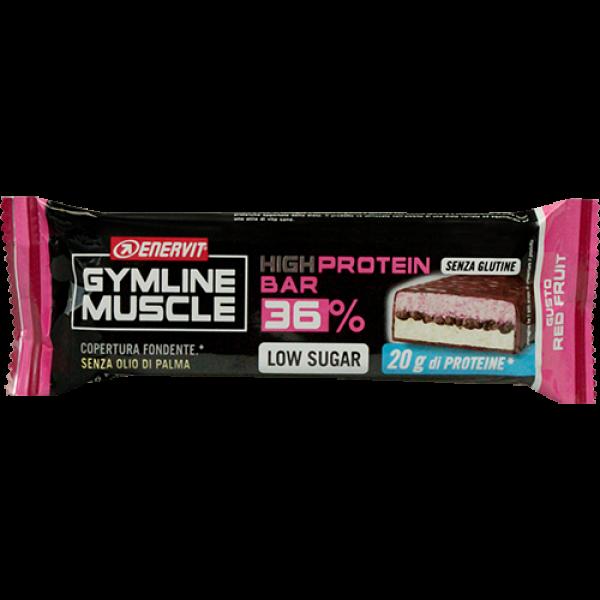 Protein Bar 36% – červené ovoce (55 g)