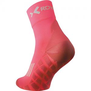 Sportovní ponožky HIGH-CUT – Lososová, 42-44