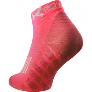 Sportovní ponožky LOW-CUT – Lososová, 39-41