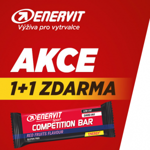Competition Bar (30 g) 1+1 ZDARMA (exp. 2 a 3/2021)