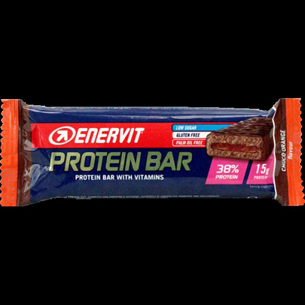 Protein Bar 38% – čokoláda + pomeranč (40 g)