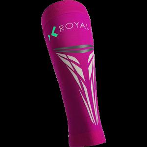 Extreme Race Kompresní lýtkové návleky – Růžová, L